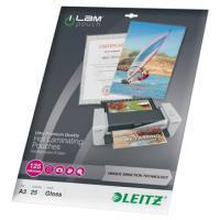Leitz Lamineerhoes  ILAM A3 2x125micron 25stuks