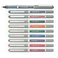 Uni-ball roller Eye Fine en Micro Fine, schrijfbreedte 0,5 mm, punt 0,7 mm, turkoois