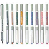 Uni-ball roller Eye Fine en Micro Fine, schrijfbreedte 0,5 mm, punt 0,7 mm, paars