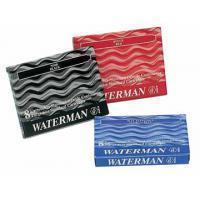 Waterman Inktpatroon  nr23 lang blauw