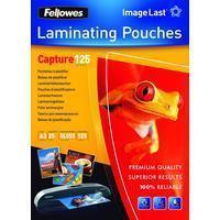 Fellowes lamineerhoes Capture125 ft A3, 250 micron (2 x 125 micron), pak van 25 stuks