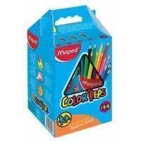 Maped kleurpotlood Color'Peps 144 potloden (classpack)