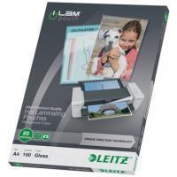 Leitz Lamineerhoes UDT A4. 80 micron (pak 100 stuks)