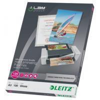 Leitz Lamineerhoes UDT A3. 125 micron (pak 100 stuks)