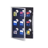 Gepe Card Safe Archivering Tranparant (9 SD)