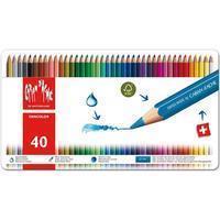 Caran d`Ache Kleurpotloden  Fancolor 40stuks assorti