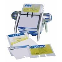 Durable Visitekaartenmolen  Vegas 2417 voor 400st blauw/grijs