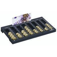 Durable Losse telplank voor Eurobox geldkist grijszwart