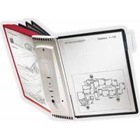 Durable Zichtpaneel wandhouder Sherpa® Display Inclusief 10 zichtpanelen
