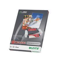 Leitz Lamineerhoes  ILAM UDT A3 2x175micron 100stuks