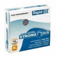 Rapid Nieten  24/8 kopercoating strong 2000 stuks