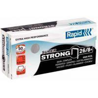 Rapid 1000  24/6 nietjes staal strong