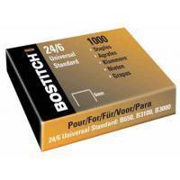 Bostitch nietjes 24-6-5MGAL (6 mm), koperkleurig, voor B440F, B660, B650, B3100, B202, B2500, B3000, B...