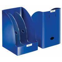 Leitz Tijdschriftcassette  Plus jumbo blauw