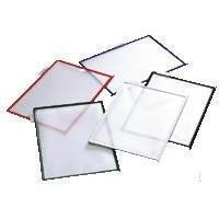 Jalema Infotas Flex-O-Frame met pen A4 geel
