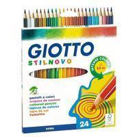Giotto Kleurpotlood  stilnovo 24 kleurpotloden
