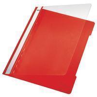 Leitz Hechtmap 1-100 vel. rood