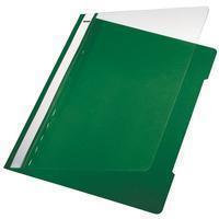 Leitz Hechtmap 1-100 vel. groen