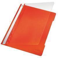 Leitz Hechtmap 1-100 vel. oranje