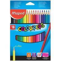 Maped kleurpotlood Color'Peps 18 potloden
