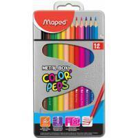 Maped METAL. DS 12X COLOR PEPS MAPED (832014M)