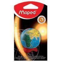 Maped potloodslijper Globe op blister