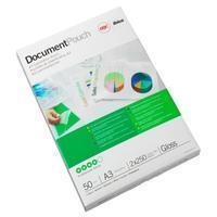 GBC Document Pouch A3 2x75mic (100) (3200745)
