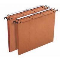 Elba L'Oblique hangmappen voor laden AZO tussenafstand 330 mm (A4), V-bodem, oranje