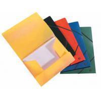 5star 5 Star elastomap geassorteerde kleuren: rood, blauw, groen geel en zwart