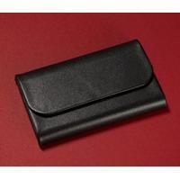 Sigel Visitekaartenhouder  VZ270 Torino 25 kaarten magneetslot zwart