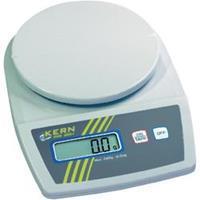 Kern EMB 5.2K5 Brievenweegschaal Weegbereik (max.) 5.2 kg Resolutie 5 g Werkt op het lichtnet, Werkt op batterijen Wit