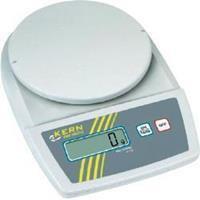 Kern EMB 6000-1 Brievenweegschaal Weegbereik (max.) 6 kg Resolutie 0.1 g Werkt op het lichtnet, Werkt op batterijen Wit