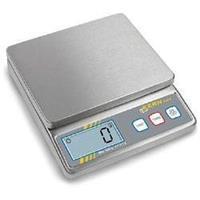 Kern FOB 5K1S Brievenweegschaal Weegbereik (max.) 5 kg Resolutie 1 g Werkt op het lichtnet, Werkt op batterijen Zilver
