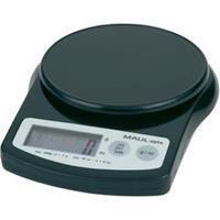 Maul MAULalpha 2000G Brievenweegschaal Weegbereik (max.) 2 kg Resolutie 1 g Werkt op batterijen Zwart