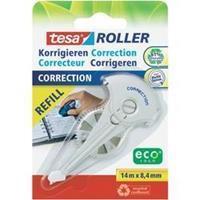 TESA Correctierollervulling  ecoLogo 8.4mmx14m eco op blister