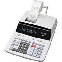 Sharp CS-2635RHGY-SE desktop Printing calculator CS-2635 RHGY