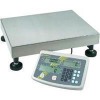 Kern IFS 60K0.5DL Telweegschaal Weegbereik (max.) 60 kg Resolutie 0.5 g, 1 g Werkt op het lichtnet, Werkt op een accu Zilver