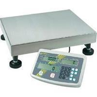 Kern IFS 100K-3L Telweegschaal Weegbereik (max.) 150 kg Resolutie 1 g, 2 g Werkt op het lichtnet, Werkt op een accu Zilver