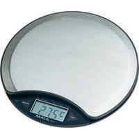 Brievenweger  disk, met batterij, 5000 g, nikkel