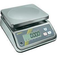 Kern FFN 25K5IPN Tafelweegschaal Weegbereik (max.) 25 kg Resolutie 5 g Werkt op het lichtnet, Werkt op een accu Zilver