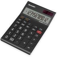 Sharp EL124TWH Calculator EL-124 A