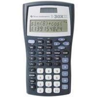 Texas Instruments TI-30X IIS calculator Pocket Wetenschappelijke rekenmachine Zwart