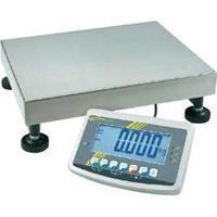 Kern IFB 60K10DLM Platformweegschaal Weegbereik (max.) 60 kg Resolutie 10 g, 20 g Werkt op het lichtnet, Werkt op een accu Zilver
