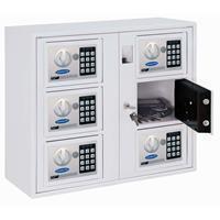 Rottnertresor Multi kluis systeem Key System 6