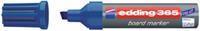 Edding whiteboardmarker e-365 blauw