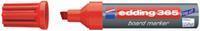 Edding whiteboardmarker e-365 rood