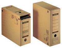 Archiefdoos  Premium 120x275x325mm met afsluitklep bruin