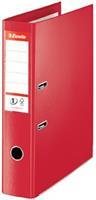 Esselte Ordner Power N° 1 Vivida ft folio, rug van 7,5 cm, rood