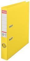 Esselte Ordner  Vivida A4 50mm PP geel