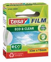 TESA Plakband  film Eco 19mmx33m
